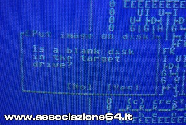 Tutorial trasferire un 39 immagine disco d64 su un floppy - Maniglia finestra gira a vuoto ...