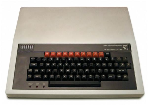 Acorn BBC Micro. Immagine di Wikipedia