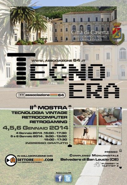 Tecno-Era 2014 Belvedere di San Leucio (CE)