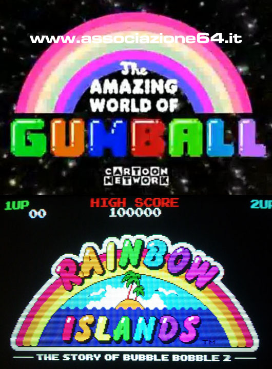 gumball_vs_raimbow_islands